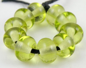 073 Transparent Pale Green